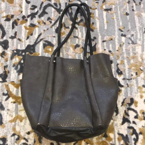 Neiman Marcus Handbags - Neiman Marcus grey bag